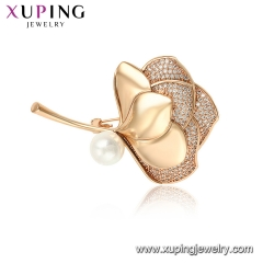 xuping elegant brooches (brooches-348)