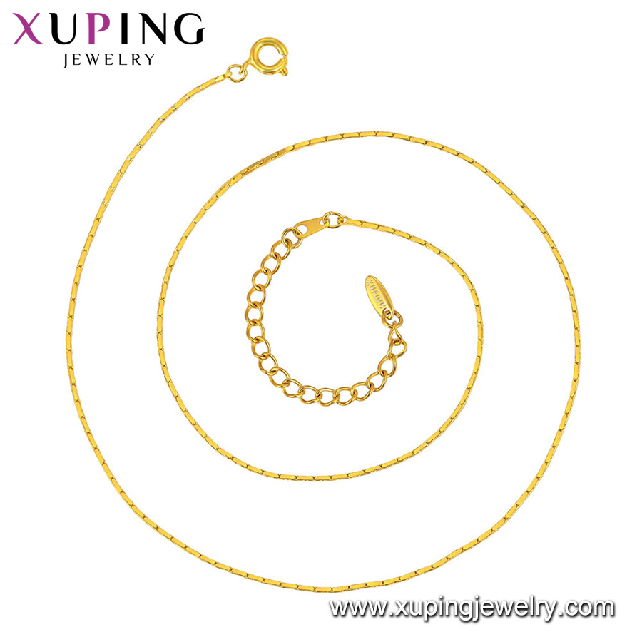 xuping elegant necklace (46816)